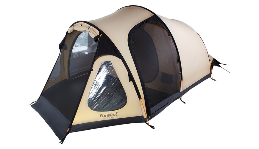 Eureka! Sphinx 5 + BTC RS Tent Sand / Dark Grey
